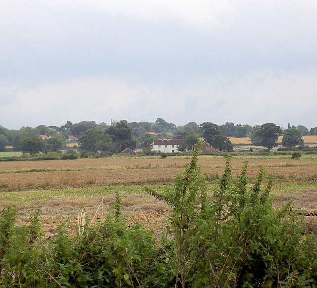 Leyfield farm.