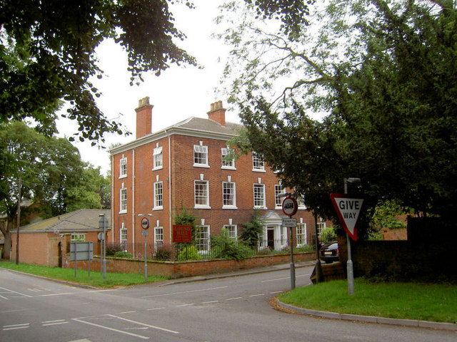 Lound Hall residential home.