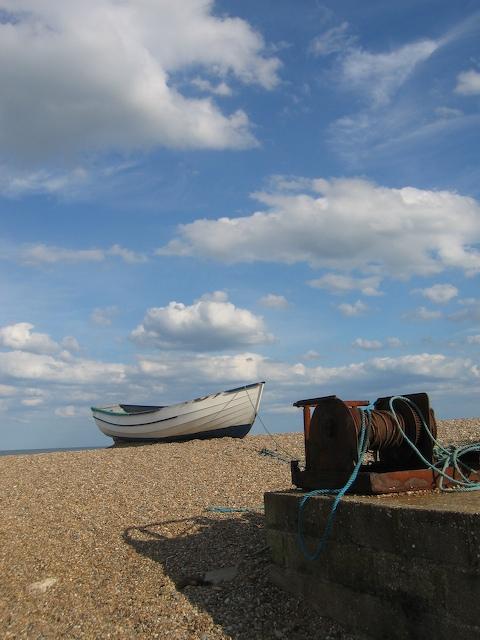Boat at Dunwich