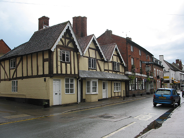 Church Street, Newent