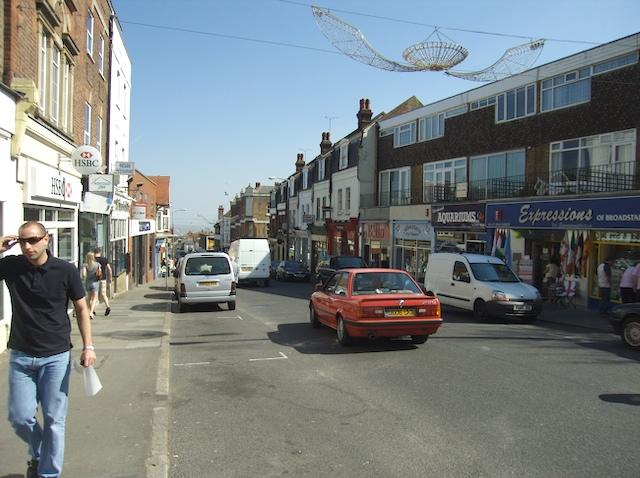 Broadstairs High Street