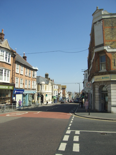 Broadstairs High Street