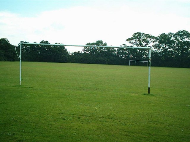 Football Pitch , Folly Fields , Wheathampstead