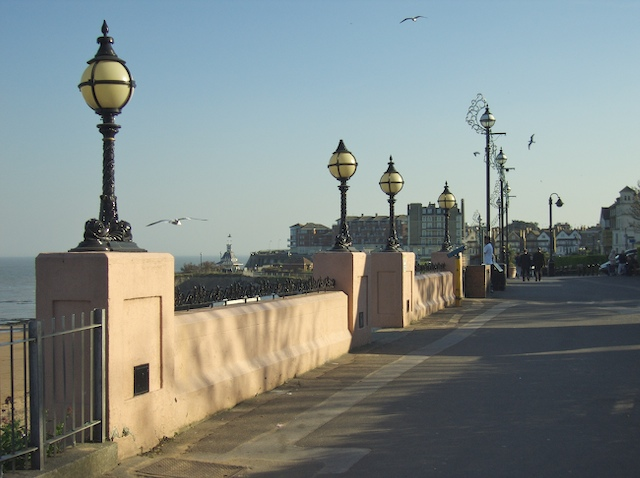Broadstairs sea front