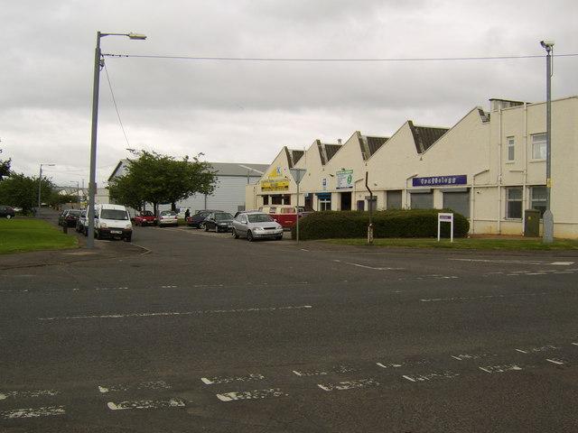 Hillington Industrial Estate