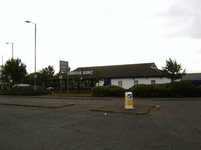 Burger King, Hillington
