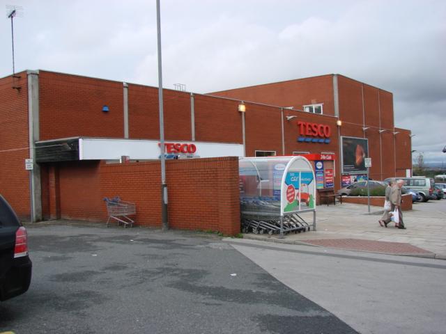 Tesco Supermarket, Pontefract