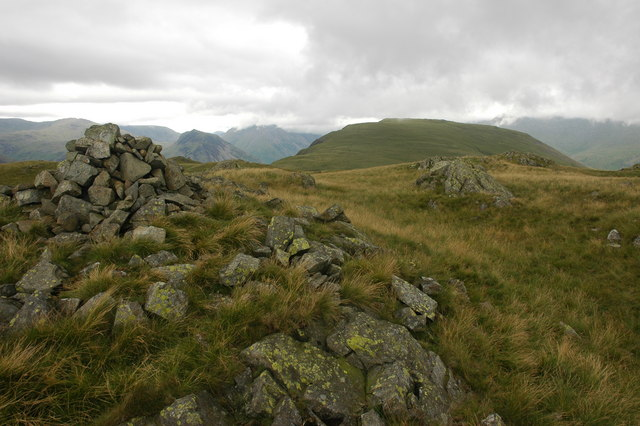 Cairn on Whin Rigg