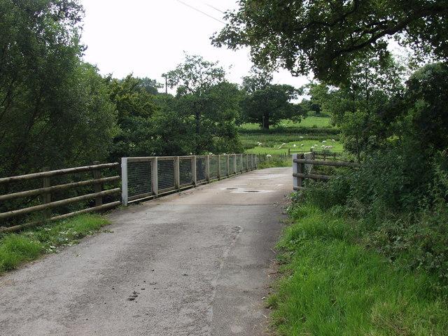 Bridge at Plas Dolanog
