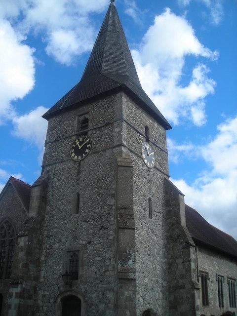 Holy Rood Church Holybourne
