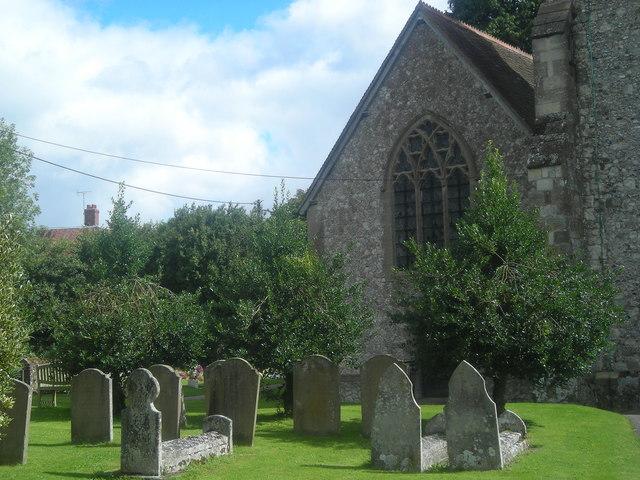 Holy Rood Church, Holybourne