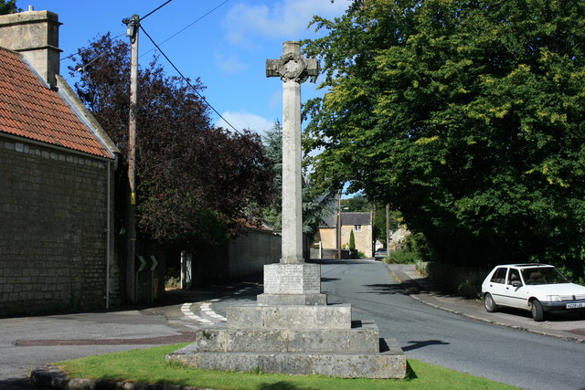 2007 : War Memorial, Winsley