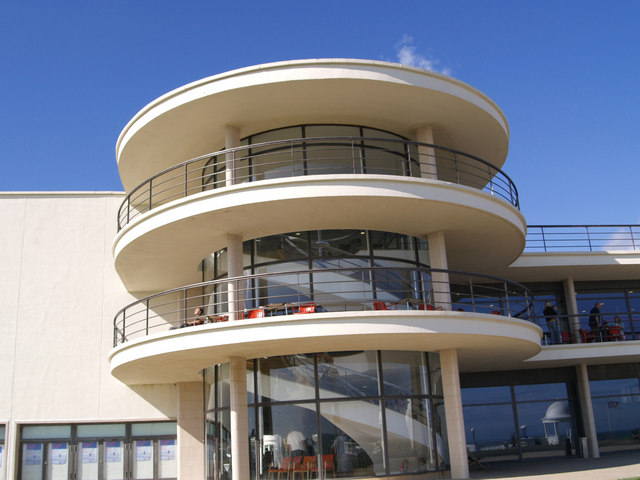 The South Staircase - De La Warr Pavilion