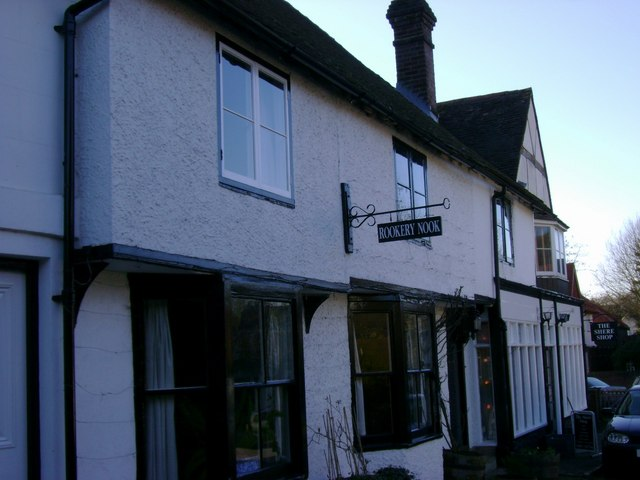 The Rookey, Shere