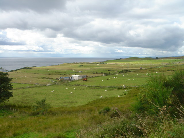 Croft land at Portgower