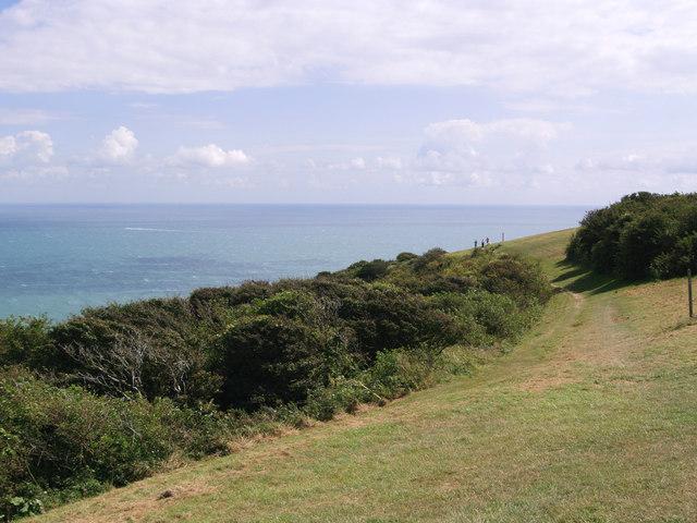 South Downs Way - Beachy Head