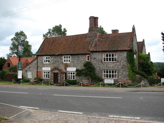 Hotel on A149, Thorpe Market