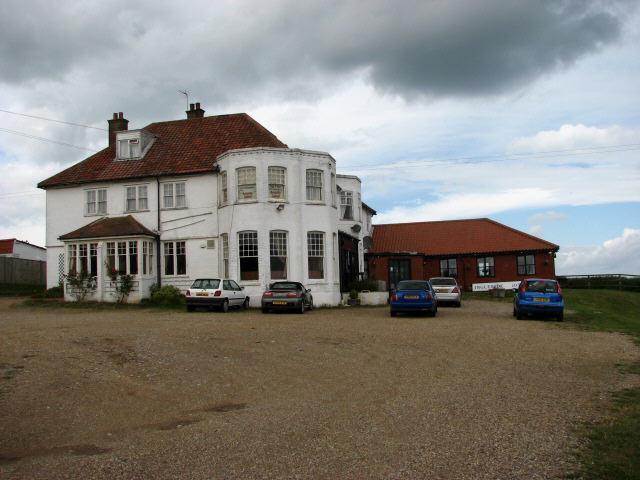 Ingleside Hotel, Mundesley