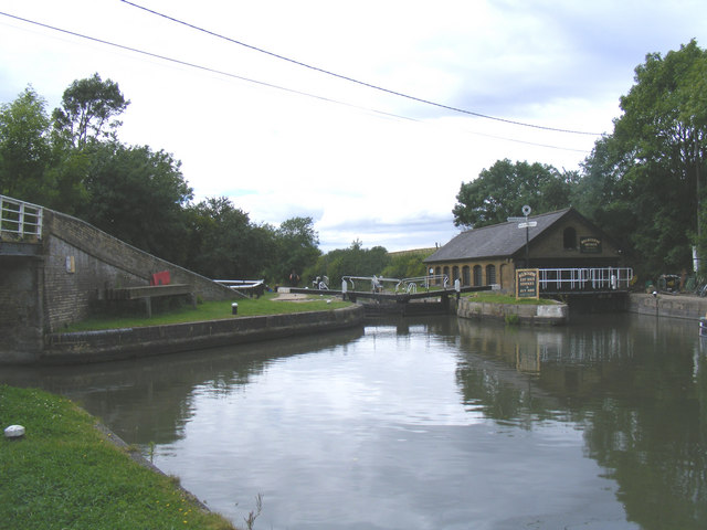 Bulbourne Junction, Grand Union Canal