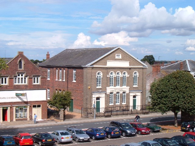 King's Lynn auction rooms