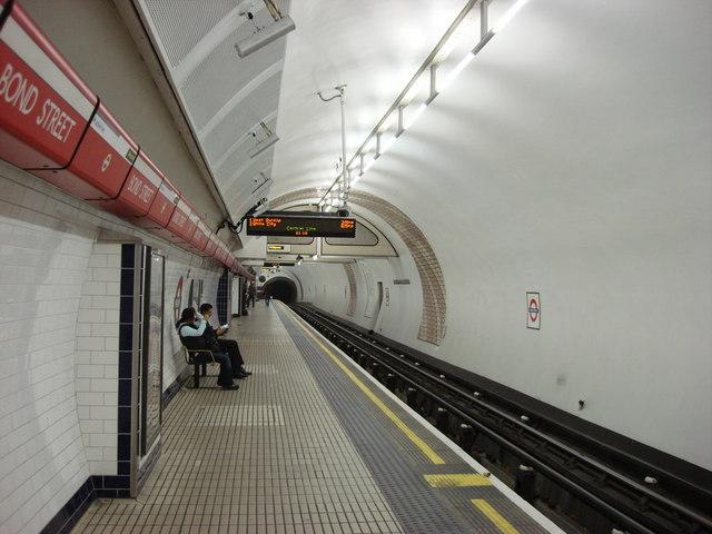 Bond Street Underground Station