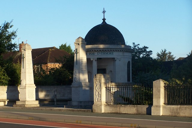 Kempston War Memorial