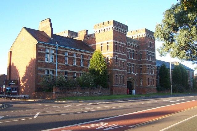 Kempston Barracks