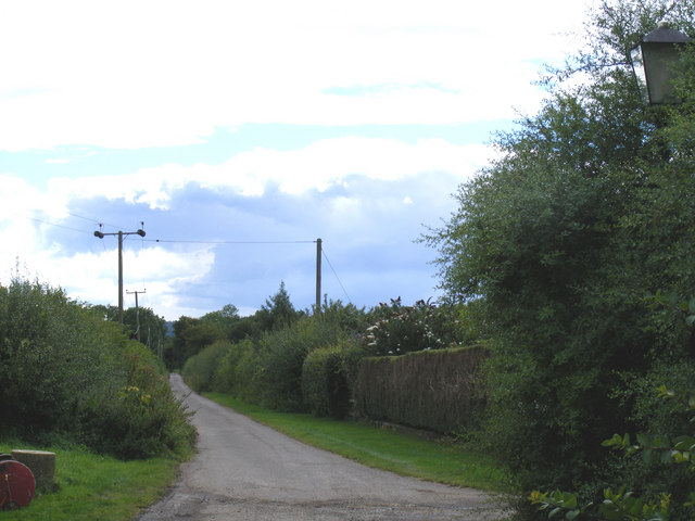 Marshcroft Lane at Marshcroft Farm