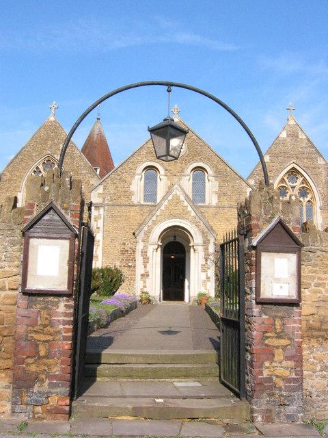 Holy Trinity Church, Bramley