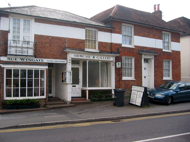 The Old Bakery and The Georgian House