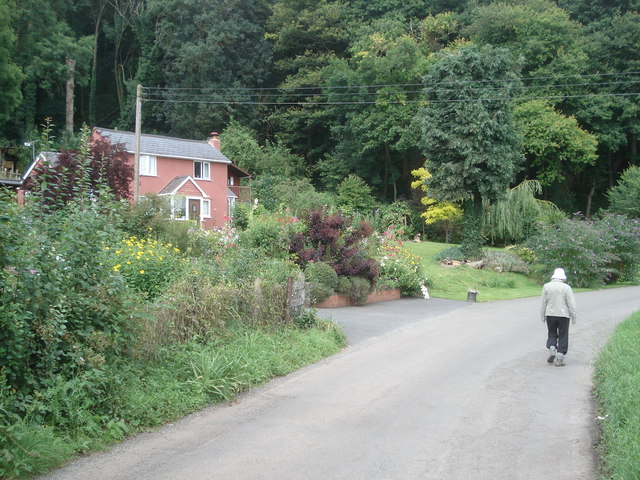 Cottage at Dinmore
