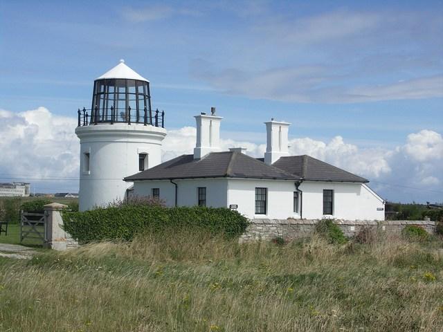 Old Higher Lighthouse, Portland Bill