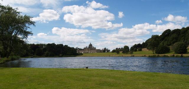 South Lake at Castle Howard