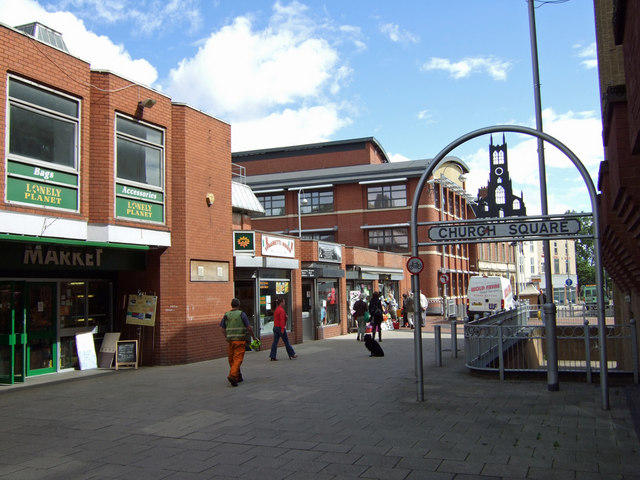 Church Square, Scunthorpe