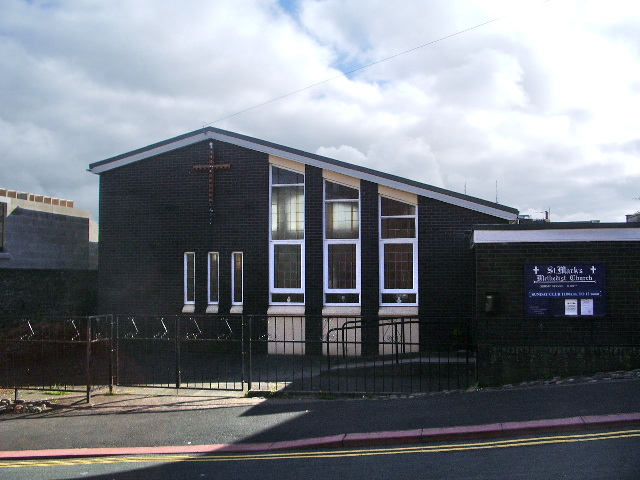 St Mark's Methodist Church, Maryport