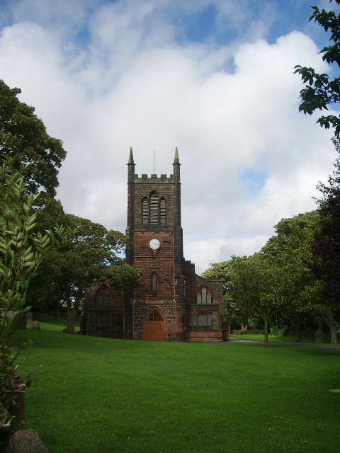 St Mary's Parish Church, Maryport