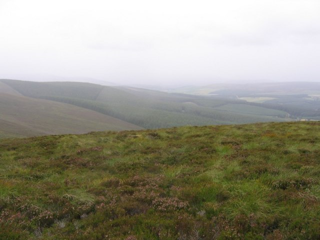 Overcast day on Little Lapprach