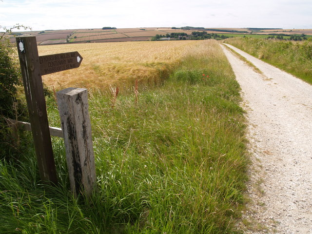 Centenary Way or Yorkshire Wolds Way