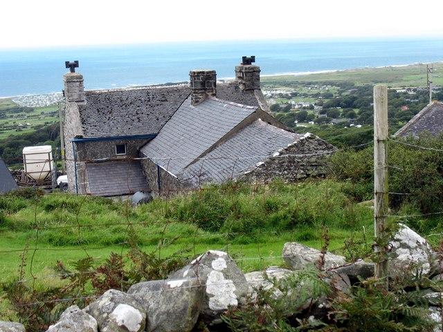 Ffermdy Eithin-fynydd Farmhouse