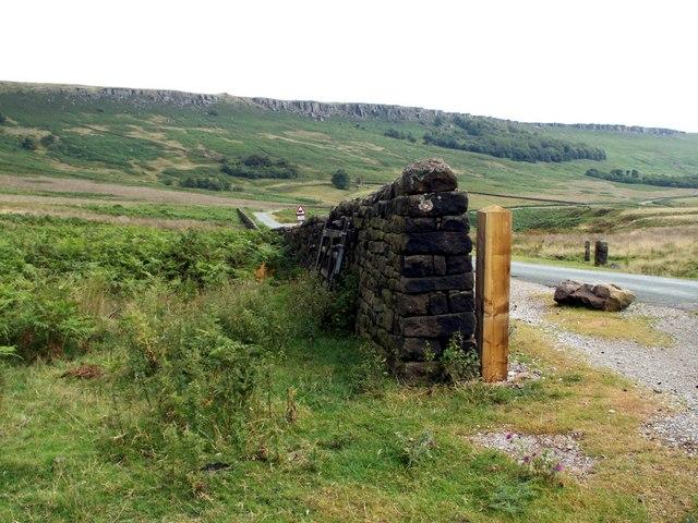 A Boundary Wall