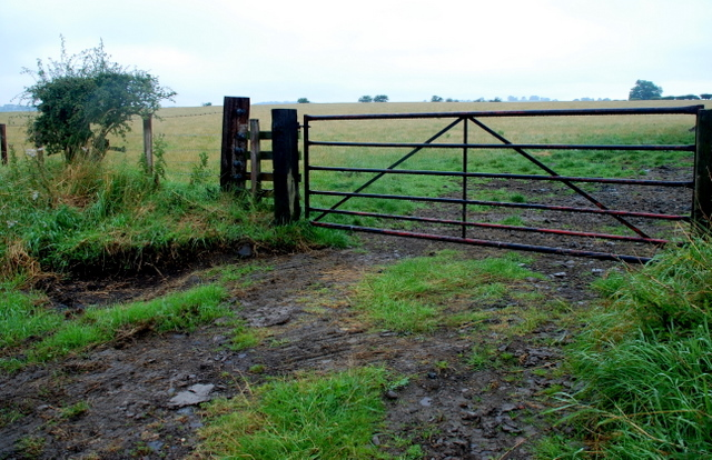 Gateway to grazing land