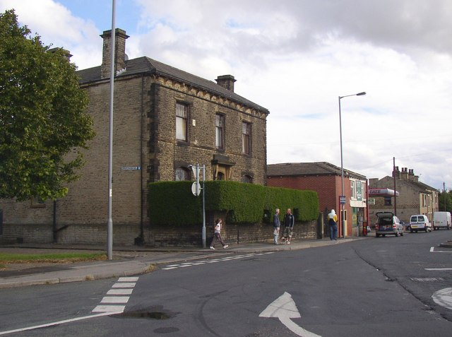 Huddersfield Road, Wyke