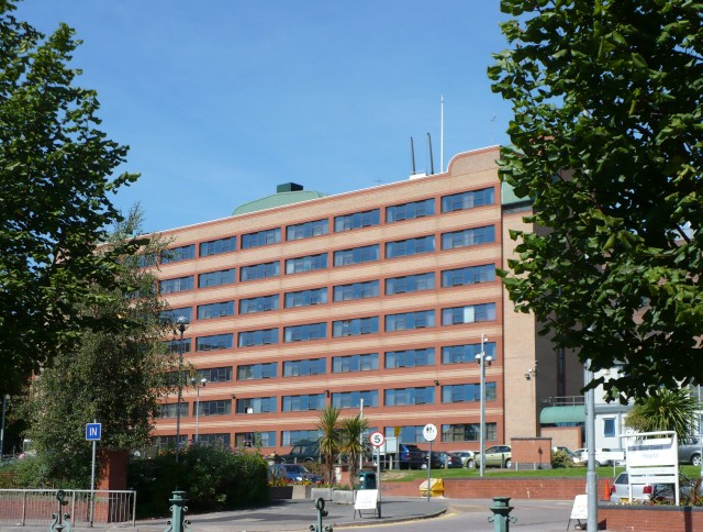 Royal Gwent Hospital, Newport (2007)