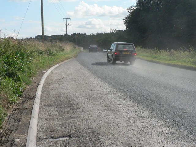 Resurfacing the A346
