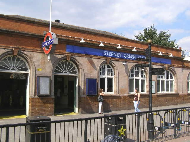Stepney Green Station