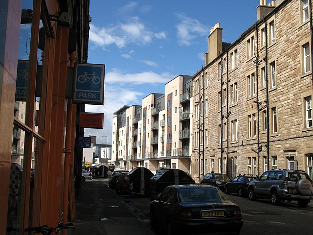 Lochrin Place
