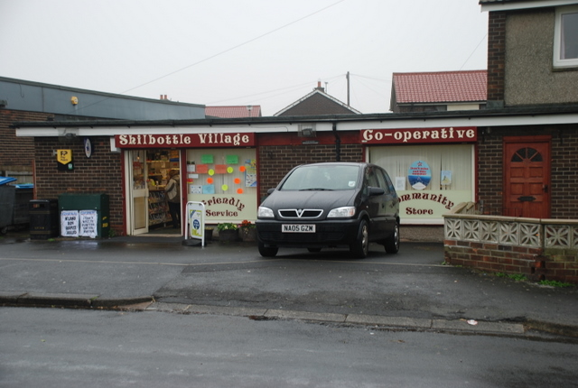 Shilbottle Village Cooperative Store