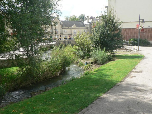 Calne: River Marden