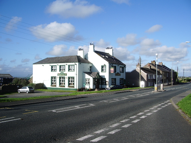 The Stag Inn, Crosby