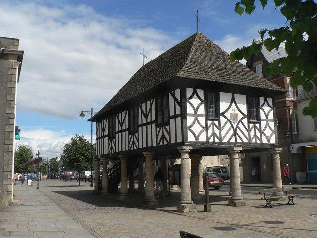 Wootton Bassett: town hall
